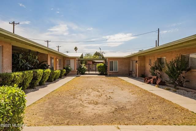 969 N Jones Boulevard #6, Tucson, AZ 85716 (#22114680) :: Kino Abrams brokered by Tierra Antigua Realty