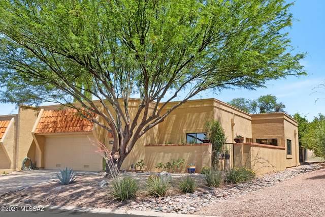 1103 E Camino Corrida, Tucson, AZ 85704 (#22114682) :: Tucson Property Executives