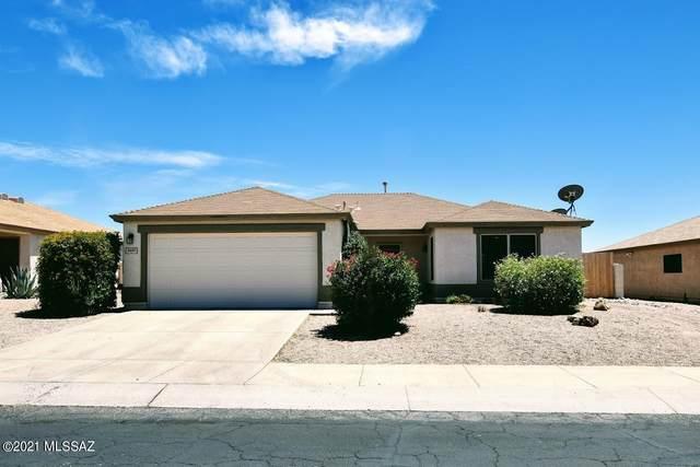 2647 W Calle Senor Roberto, Tucson, AZ 85741 (MLS #22114685) :: The Property Partners at eXp Realty