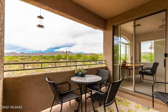 755 W Vistoso Highlands Drive #215, Oro Valley, AZ 85755 (#22114696) :: The Dream Team AZ