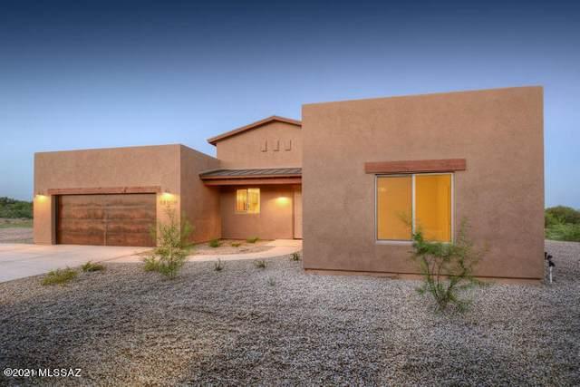 13688 E Okeefe Court, Tucson, AZ 85747 (#22114711) :: Kino Abrams brokered by Tierra Antigua Realty