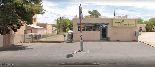 2930 N Stone Av Avenue, Tucson, AZ 85705 (#22114719) :: The Local Real Estate Group | Realty Executives