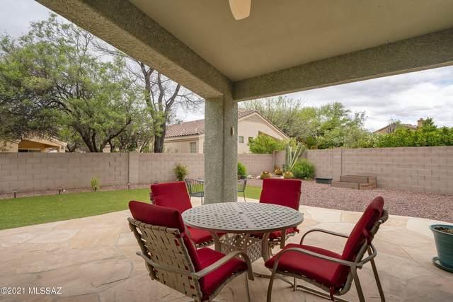 9674 E Coolwater Court, Tucson, AZ 85749 (#22114731) :: The Josh Berkley Team