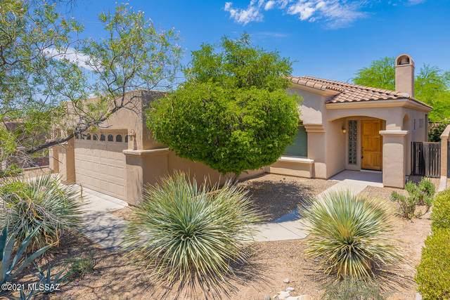 6321 N Via Lomas De Paloma, Tucson, AZ 85718 (#22114739) :: Gateway Partners International