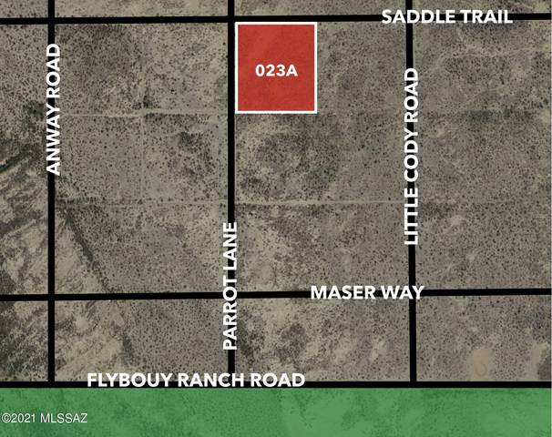 W Saddle Trail 10Acres, Marana, AZ 85653 (#22114748) :: The Local Real Estate Group | Realty Executives
