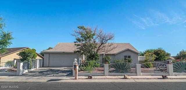 3185 W Avenida Isabel, Tucson, AZ 85746 (#22114758) :: Tucson Real Estate Group