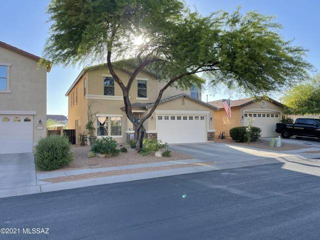 12929 N Desert Olive Drive, Oro Valley, AZ 85755 (#22114763) :: The Local Real Estate Group   Realty Executives