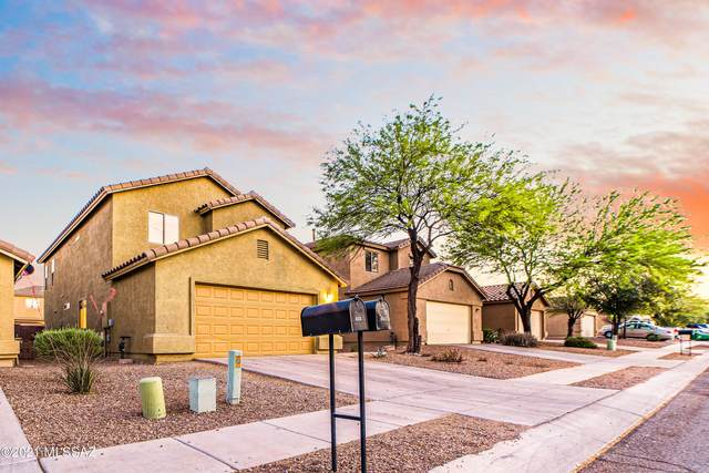641 W Emerald Key Drive, Green Valley, AZ 85614 (#22114767) :: Long Realty - The Vallee Gold Team