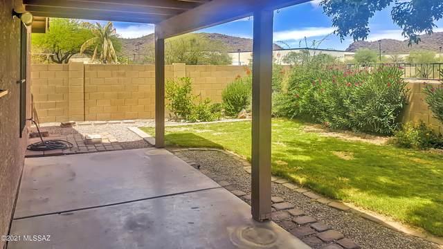 7958 W Mural Hill Drive, Tucson, AZ 85743 (#22114772) :: Kino Abrams brokered by Tierra Antigua Realty