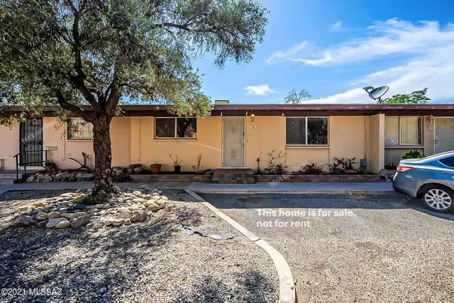 1461 W Roger Road, Tucson, AZ 85705 (#22114778) :: Kino Abrams brokered by Tierra Antigua Realty