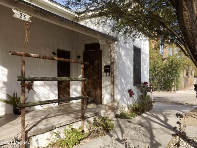 23-25 E 15Th Street, Tucson, AZ 85701 (MLS #22114783) :: The Property Partners at eXp Realty