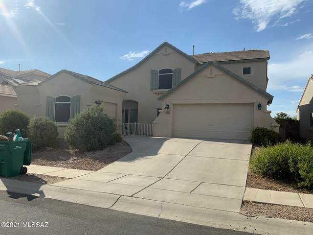 9472 N Weather Hill Drive, Tucson, AZ 85743 (#22114809) :: Kino Abrams brokered by Tierra Antigua Realty