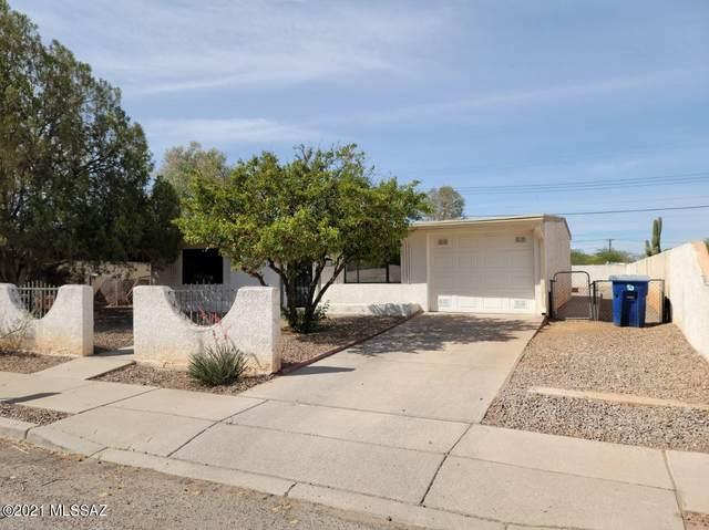 4166 E Valentine Street, Tucson, AZ 85711 (#22114819) :: Kino Abrams brokered by Tierra Antigua Realty