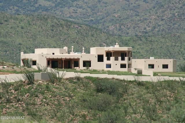 246 Bond Canyon Rd, Tubac, AZ 85646 (#22114828) :: The Dream Team AZ