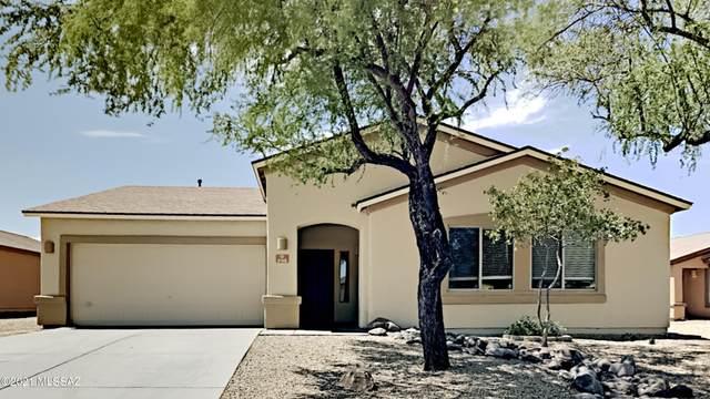 8401 W Benidorm Loop, Tucson, AZ 85757 (#22114840) :: Long Realty - The Vallee Gold Team