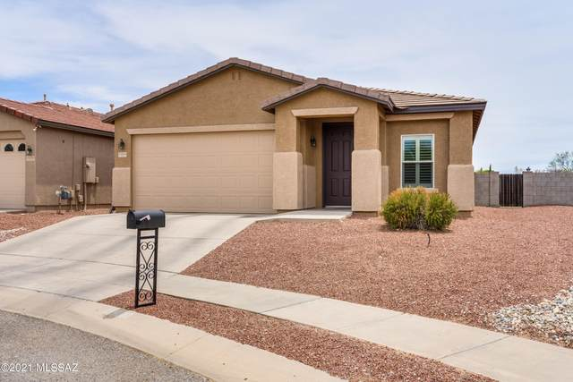 9464 E Topout Peak Place, Tucson, AZ 85710 (#22114856) :: Tucson Property Executives
