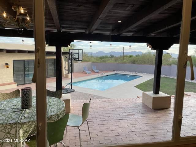 6245 N Camino Escalante, Tucson, AZ 85718 (#22114860) :: Tucson Property Executives
