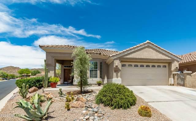 13548 N Buckhorn Cholla Drive, Marana, AZ 85658 (#22114861) :: The Local Real Estate Group | Realty Executives