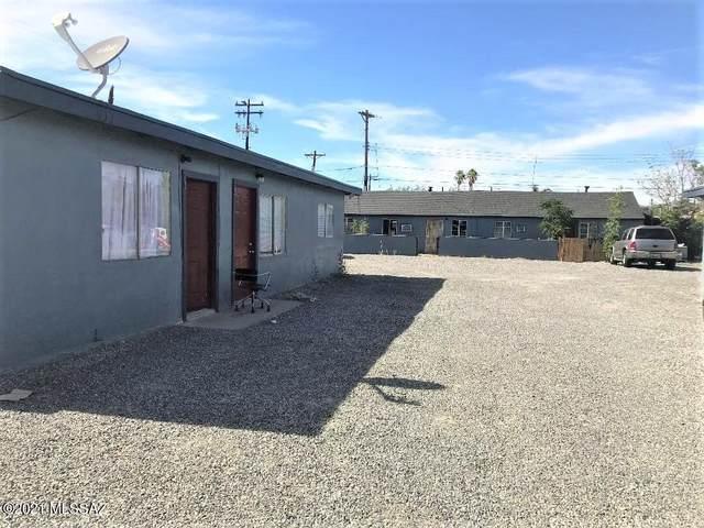 117 E 33rd Street, South Tucson, AZ 85713 (#22114862) :: Gateway Realty International