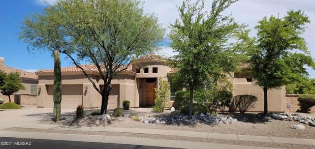 6124 N Pinnacle Ridge Drive, Tucson, AZ 85718 (#22114871) :: The Local Real Estate Group | Realty Executives