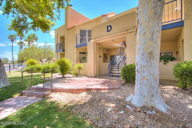 1200 E River Road D-52, Tucson, AZ 85718 (#22114872) :: Gateway Partners International