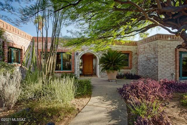 6211 N Camino Almonte, Tucson, AZ 85718 (#22114876) :: Kino Abrams brokered by Tierra Antigua Realty
