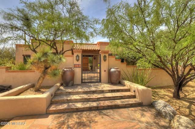 3676 N Camino Ojo De Agua, Tucson, AZ 85749 (#22114882) :: The Josh Berkley Team