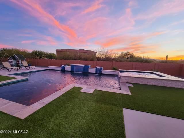 17796 S Powder River Trail, Sahuarita, AZ 85629 (#22114887) :: The Local Real Estate Group | Realty Executives