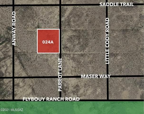 N Parrot Lane 10Acres, Marana, AZ 85653 (#22114907) :: The Local Real Estate Group | Realty Executives