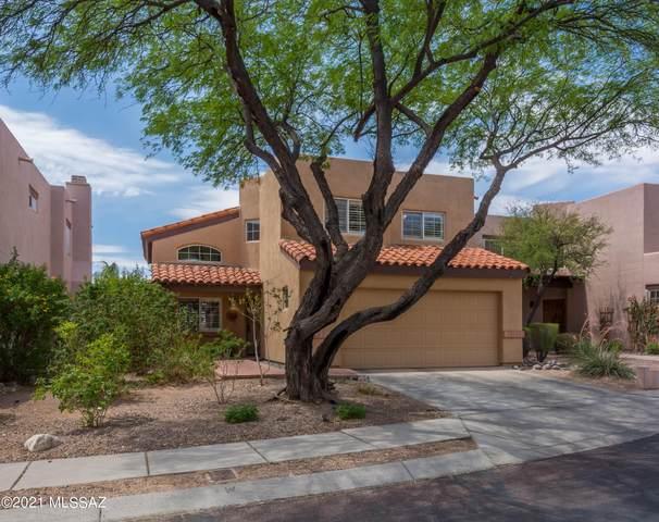 2026 E Calle De Dulcinea, Tucson, AZ 85718 (#22114915) :: The Local Real Estate Group   Realty Executives
