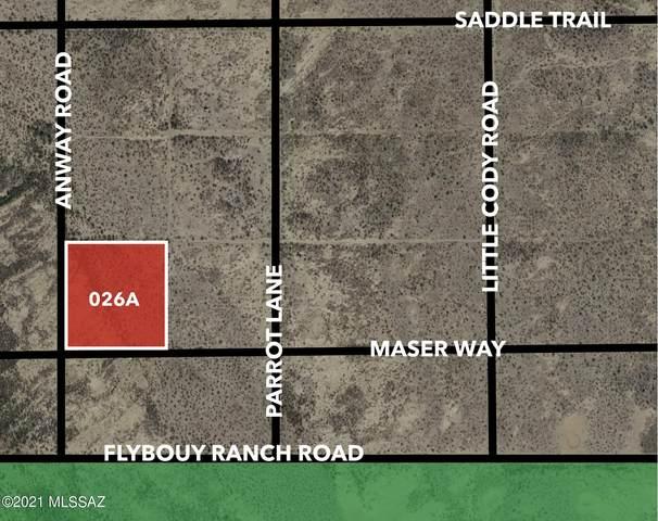 N Anway Road 10Acres, Marana, AZ 85653 (#22114917) :: The Local Real Estate Group | Realty Executives