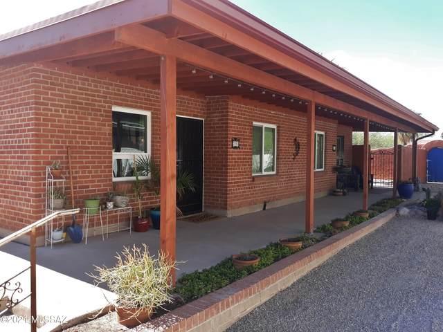 2048 E 6th Street, Tucson, AZ 85719 (MLS #22114923) :: The Property Partners at eXp Realty