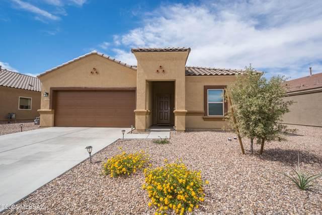11719 W Fayes Glen Drive, Marana, AZ 85653 (#22114926) :: Keller Williams