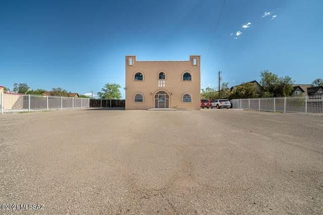 340 E Grant Road, Tucson, AZ 85705 (#22114928) :: The Local Real Estate Group | Realty Executives