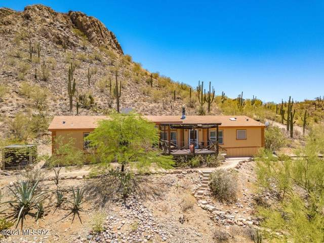 10130 W Sunset Valley Trail, Tucson, AZ 85743 (#22114938) :: Long Realty - The Vallee Gold Team
