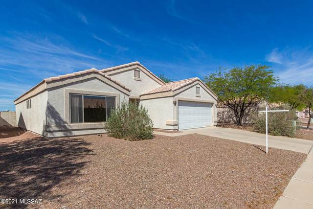 9804 E Via De Sisneroz, Tucson, AZ 85747 (#22114949) :: Kino Abrams brokered by Tierra Antigua Realty