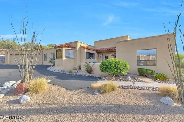 4832 N Paseo Presidio, Tucson, AZ 85750 (#22114961) :: The Local Real Estate Group | Realty Executives