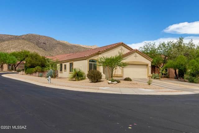 5240 N Spring Pointe Place, Tucson, AZ 85749 (#22114963) :: The Josh Berkley Team