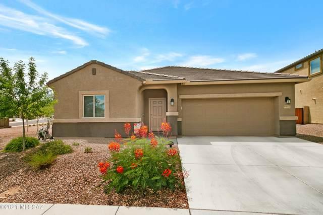9057 Blue Saguaro Street, Marana, AZ 85653 (#22114969) :: The Local Real Estate Group | Realty Executives