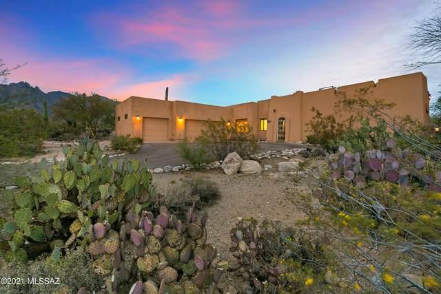 6050 N Piedra Seca, Tucson, AZ 85718 (#22114973) :: Tucson Property Executives