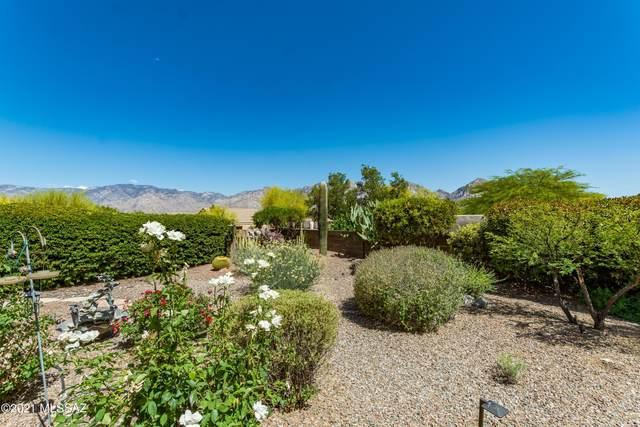 385 W Ridge Peak Road, Oro Valley, AZ 85737 (#22114974) :: The Local Real Estate Group   Realty Executives