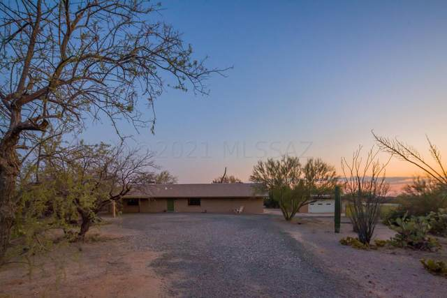 4315 W Mesquital Del Oro, Tucson, AZ 85742 (#22114977) :: Kino Abrams brokered by Tierra Antigua Realty