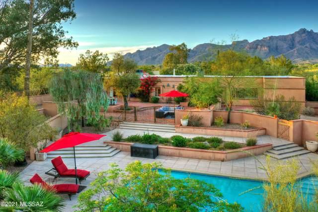 4831 N Camino Luz, Tucson, AZ 85718 (#22114981) :: Tucson Real Estate Group