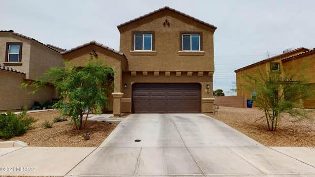 3356 N Dales Crossing Drive, Tucson, AZ 85745 (#22114983) :: The Dream Team AZ