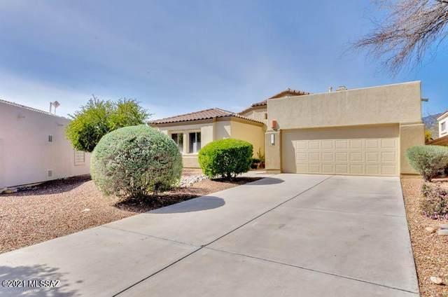 5291 N Spring Canyon Place, Tucson, AZ 85749 (#22114984) :: The Josh Berkley Team