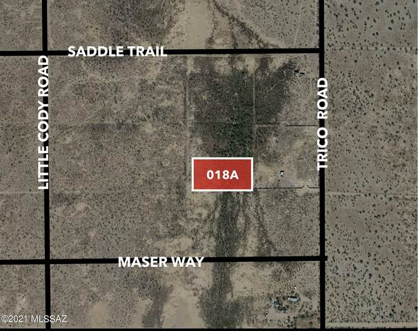 N Trico Road 5Acres, Marana, AZ 85653 (#22114988) :: The Local Real Estate Group | Realty Executives