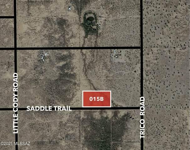 W Saddle Trail 5Acres, Marana, AZ 85653 (#22114992) :: The Local Real Estate Group | Realty Executives