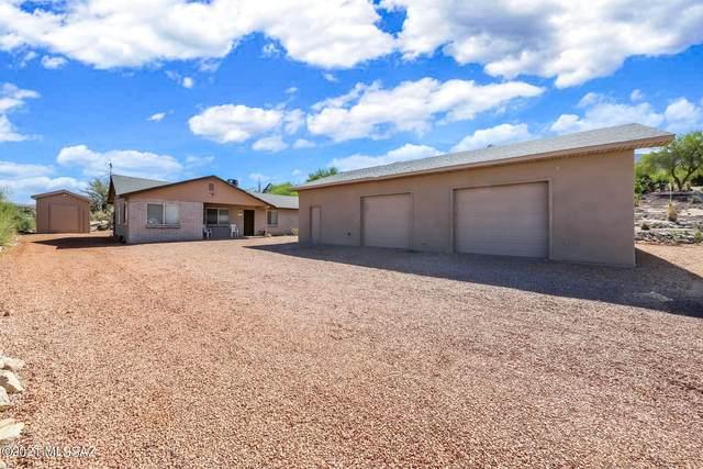 4505 E Redtail Hawk Lane, Tucson, AZ 85739 (#22115002) :: Kino Abrams brokered by Tierra Antigua Realty