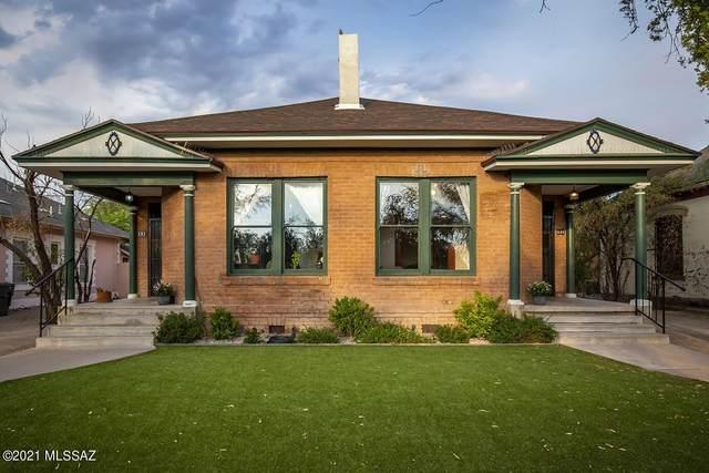 621-623 S 4th Avenue, Tucson, AZ 85701 (#22115006) :: Gateway Partners International