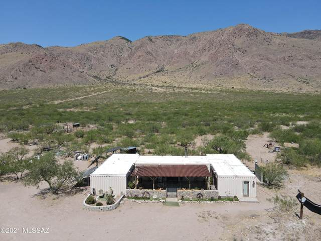 12134 N Eagle Ridge Trail, Portal, AZ 85632 (#22115013) :: Kino Abrams brokered by Tierra Antigua Realty